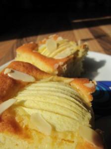 Apfelkuchen wie Oma ihn gebacken hat