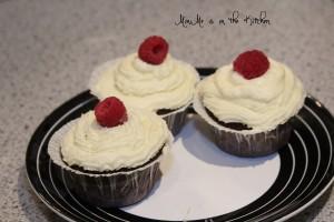 Red Velvet Cake Muffins