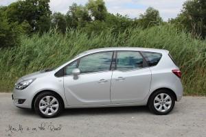 Test Opel Meriva 1
