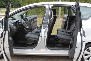 Test Opel Meriva 9
