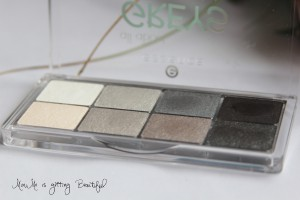Essence Greys Palette