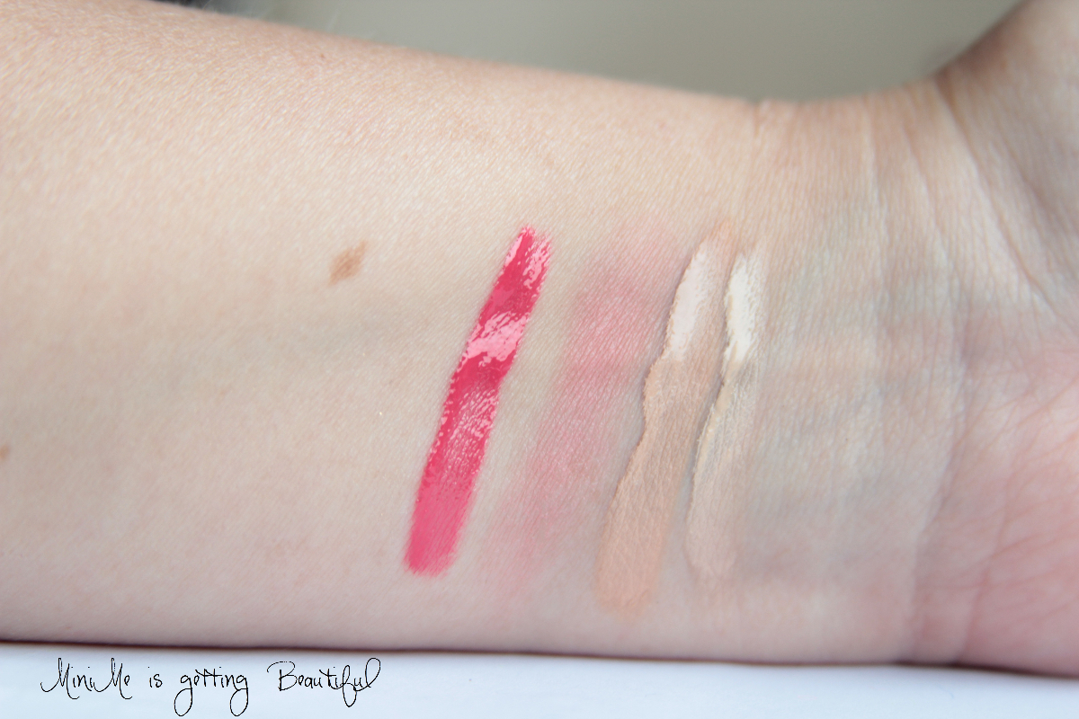 Essence Herbst 2015 Swatches