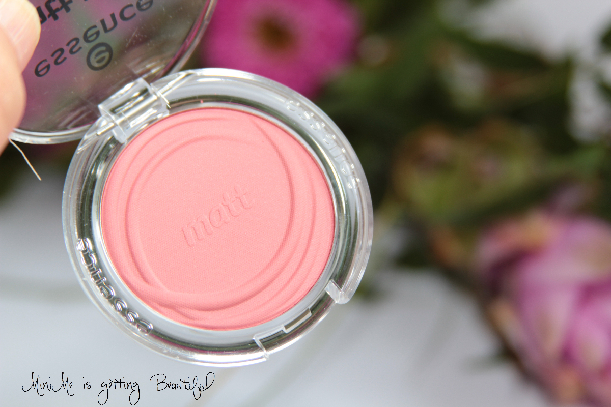 Essence Herbst 2015 matt Blush