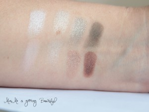 Essence vintage Palette Swatch