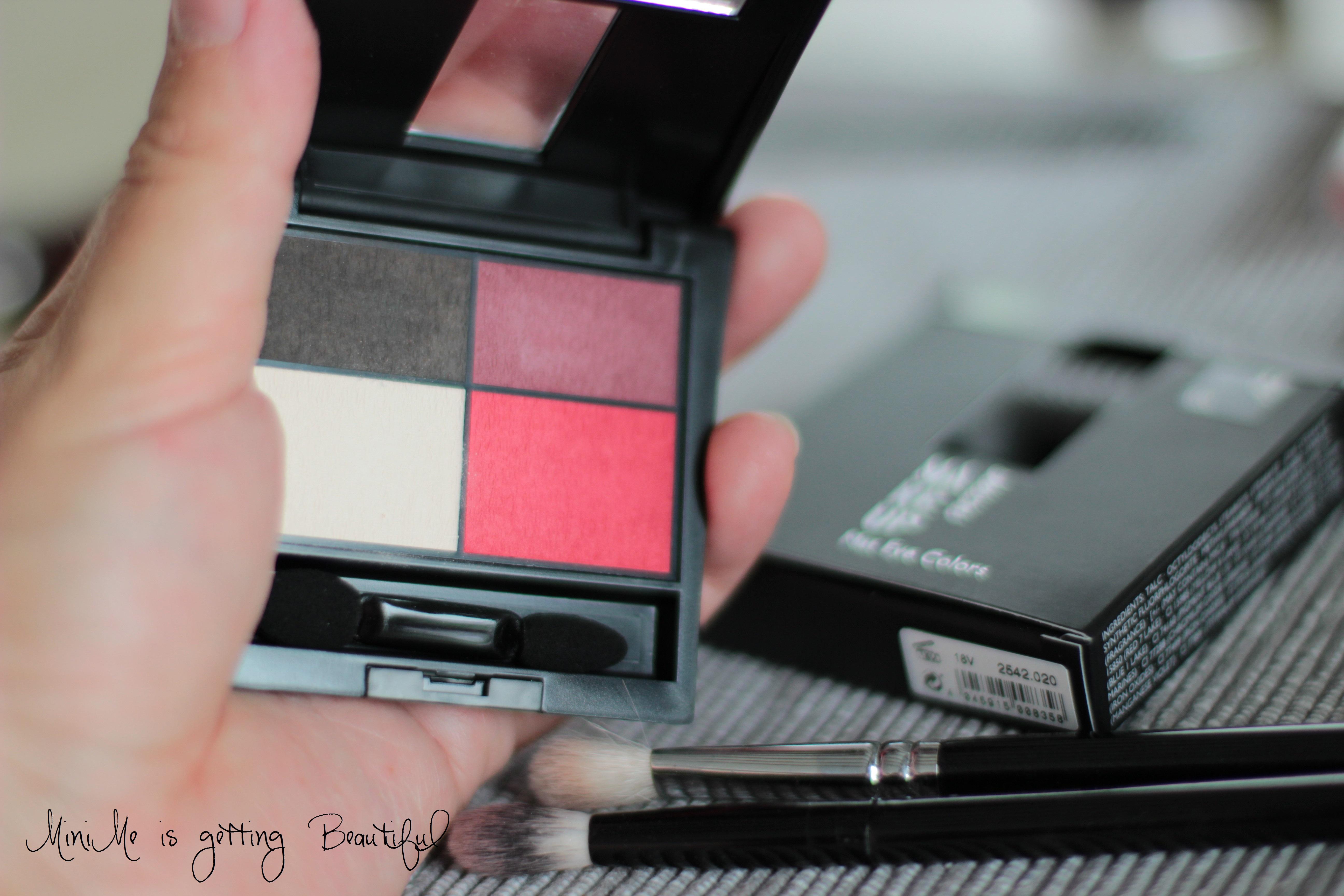 Make Up Factory Lidschatten
