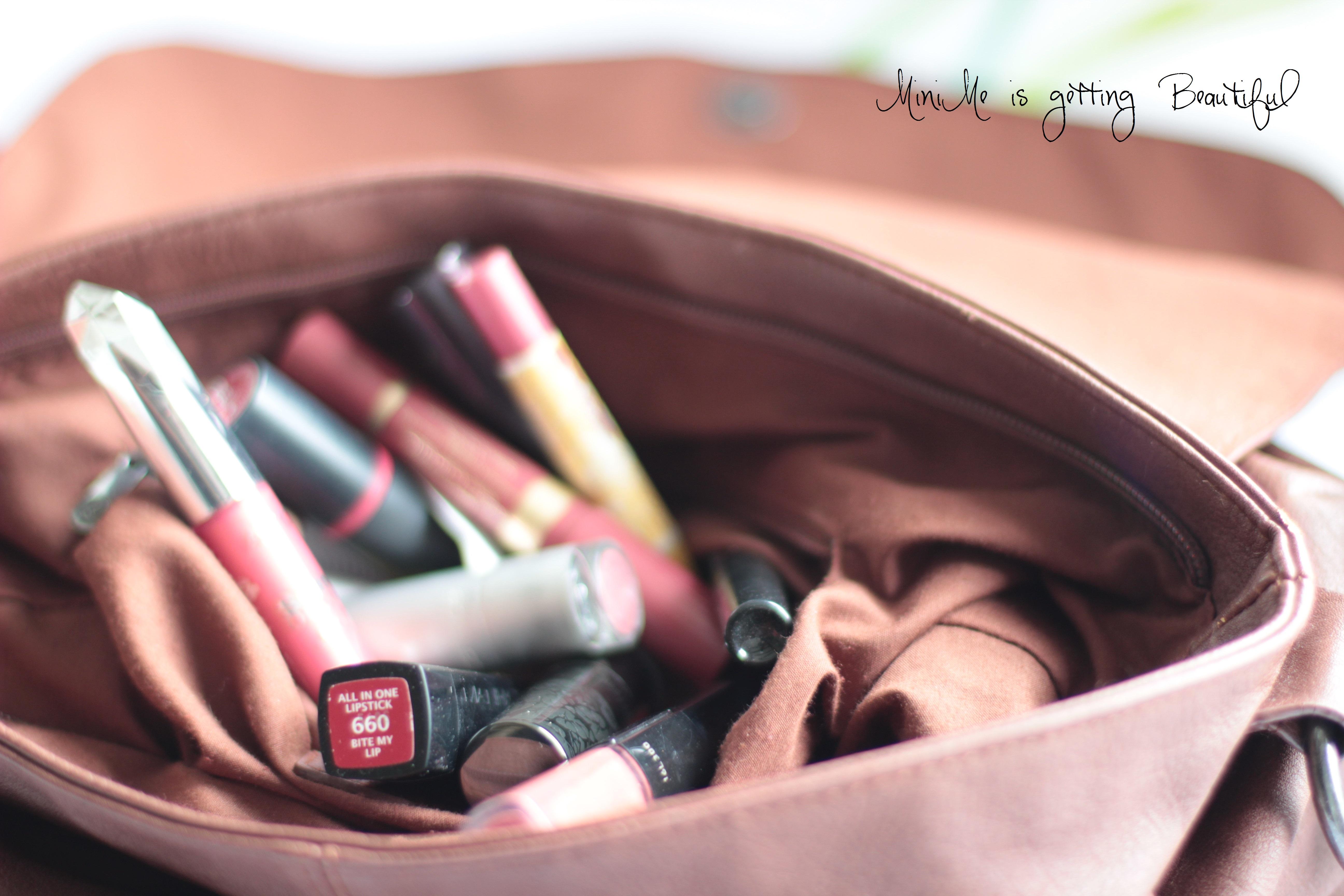 Wieviel für was Meine Handtasche