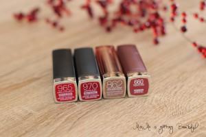 Jade Maybelline Lippenstifte