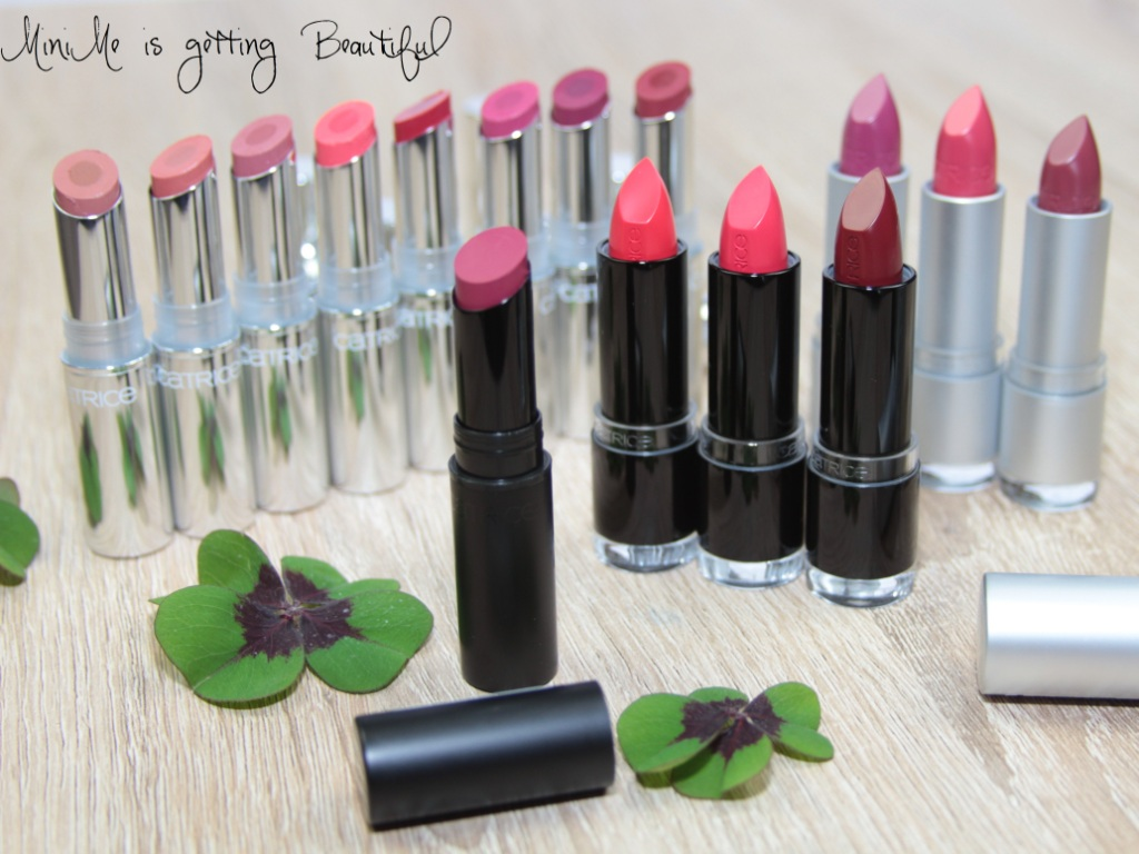 Lippen Catrice Frühjahr
