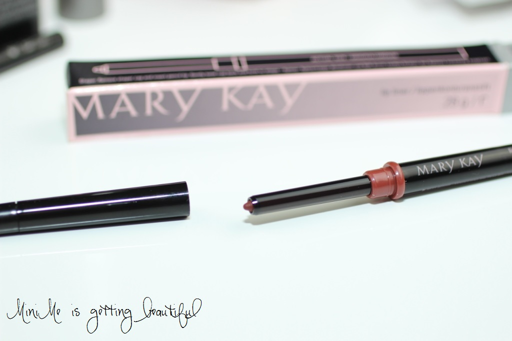 Mary Kay lip liner Chocolade