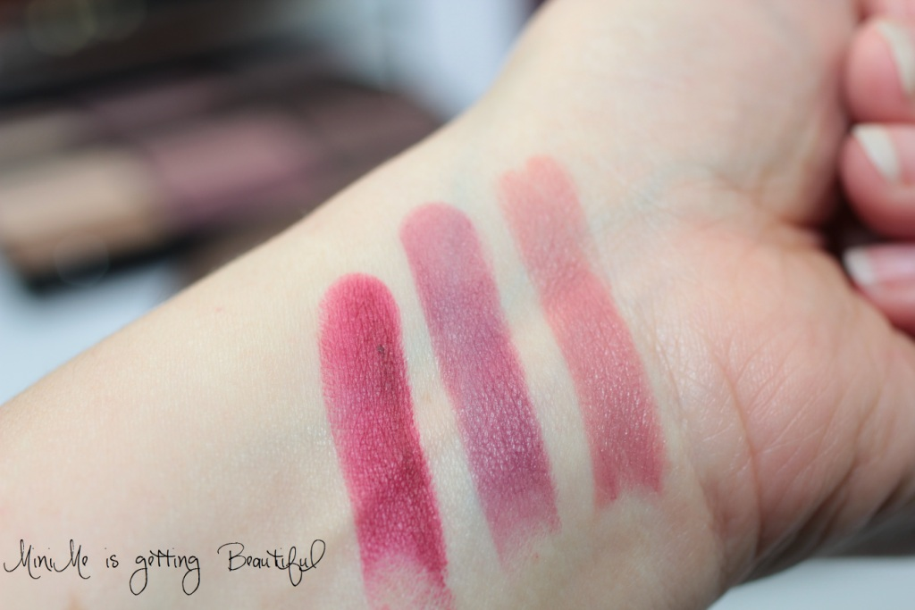 Review lights of Orient Swatch