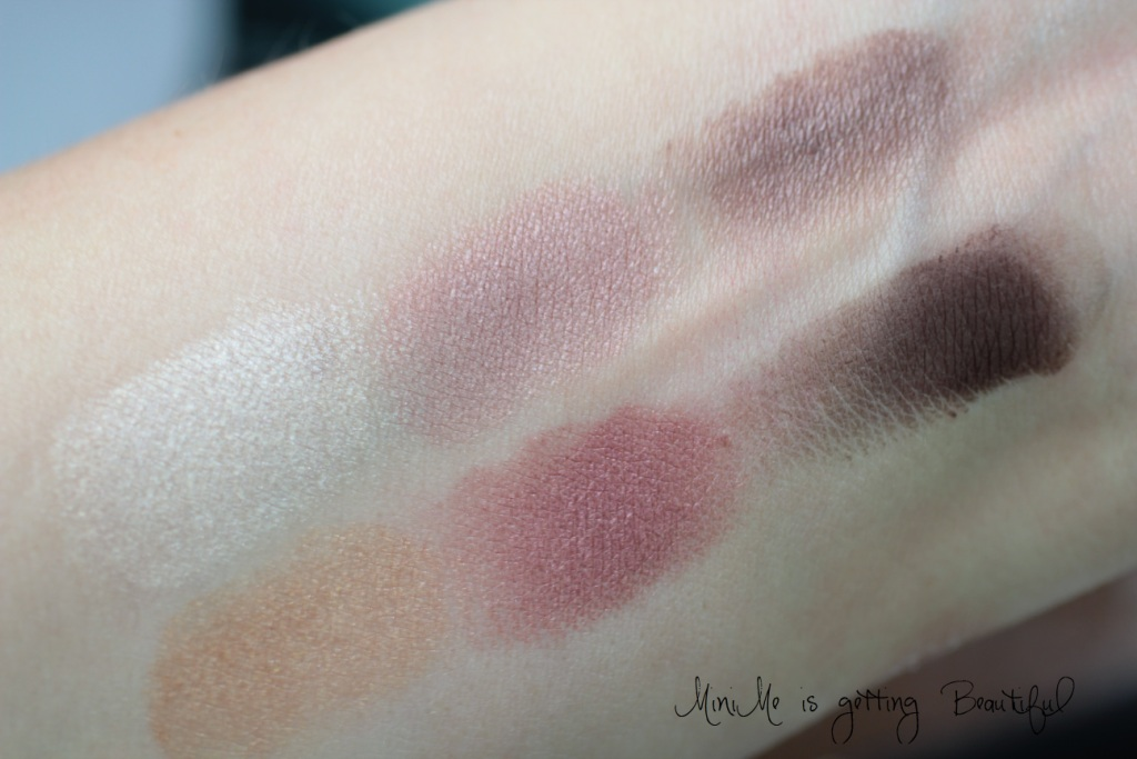 Review lights of Orient Swatches