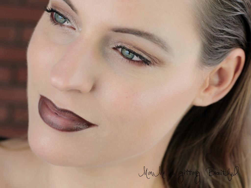 Nachgeschminkt Dark Lips